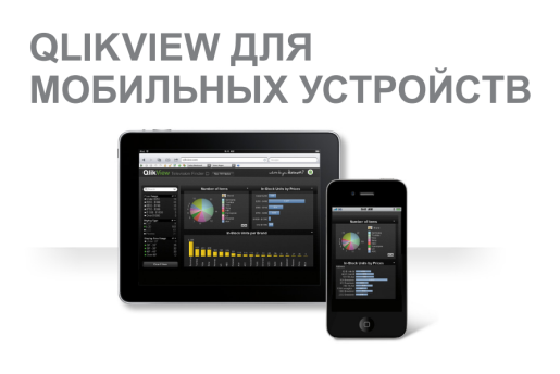 QlikView On Mobile